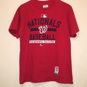 Nationals Baseball Tee